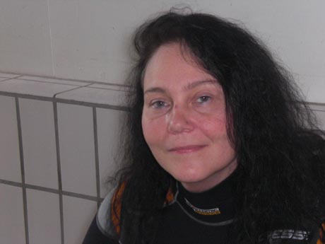 Annette Abele - PADI Instructor # 275710