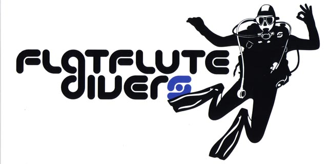 Flat Flute Divers