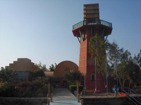 TGI-Tauchbasis im Sheraton Miramar Resort, El Gouna