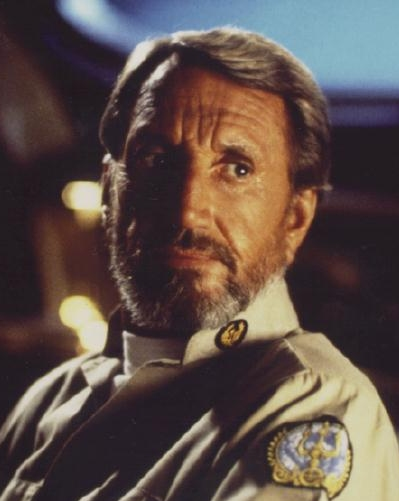 Captain Nathan Bridger (Roy Scheider) / (c) by UNIVERSAL & AMBLIN ENTERTAINMENT
