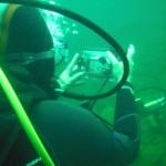 Die friedliche Alternative zur Harpune: digitale Unterwasserfotografie.